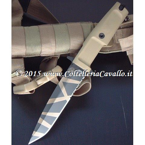 COLTELLO COL MOSCHIN DESERT EXTREMA-RATIO
