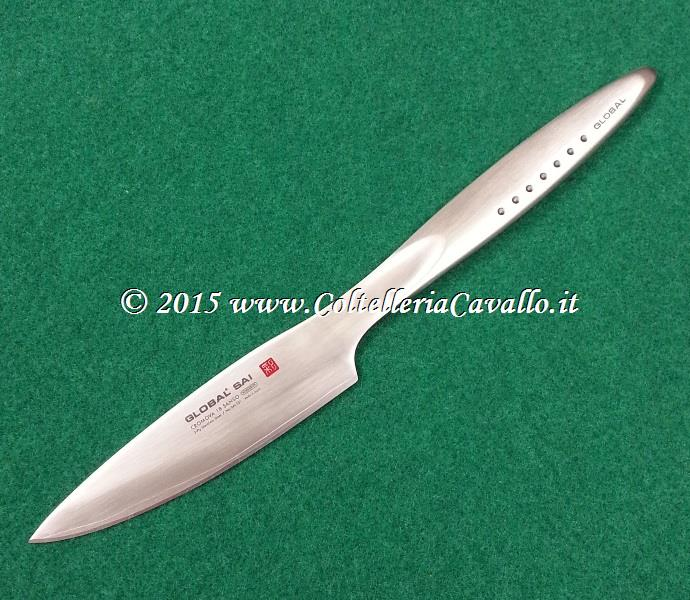 COLTELLO GLOBAL SAI DA BISTECCA DA CM.11 SAI-T01