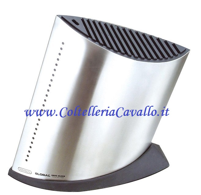 CEPPO GLOBAL PER 13 COLTELLI + ACCIAINO GKB51