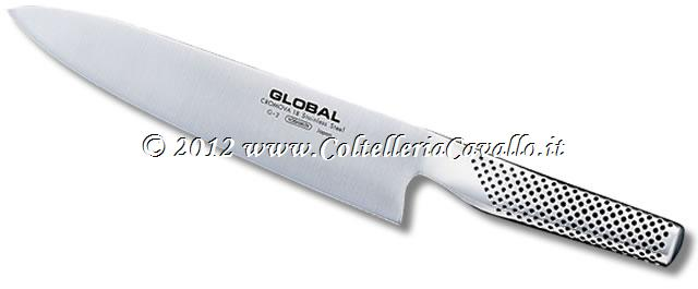 COLTELLO GLOBAL CHEF G-2