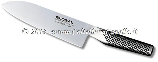 COLTELLO GLOBAL SANTOKU G-46