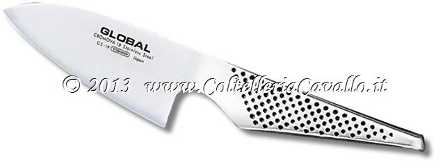 COLTELLO GLOBAL PESCE E POLLAME GS-19